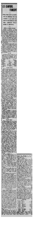 la patrie 14 mars 1912