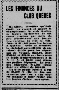 La Patrie, 10 mars 1912
