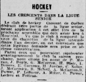 La Patrie, 23 octobre 1901