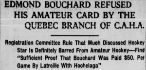 Quebec Chronicle, 4 janvier 1922
