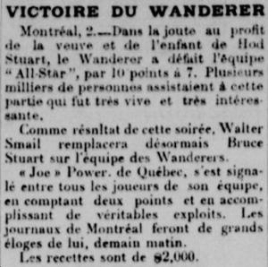 Action Sociale, 3 janvier 1908. Cliquer pour lire.