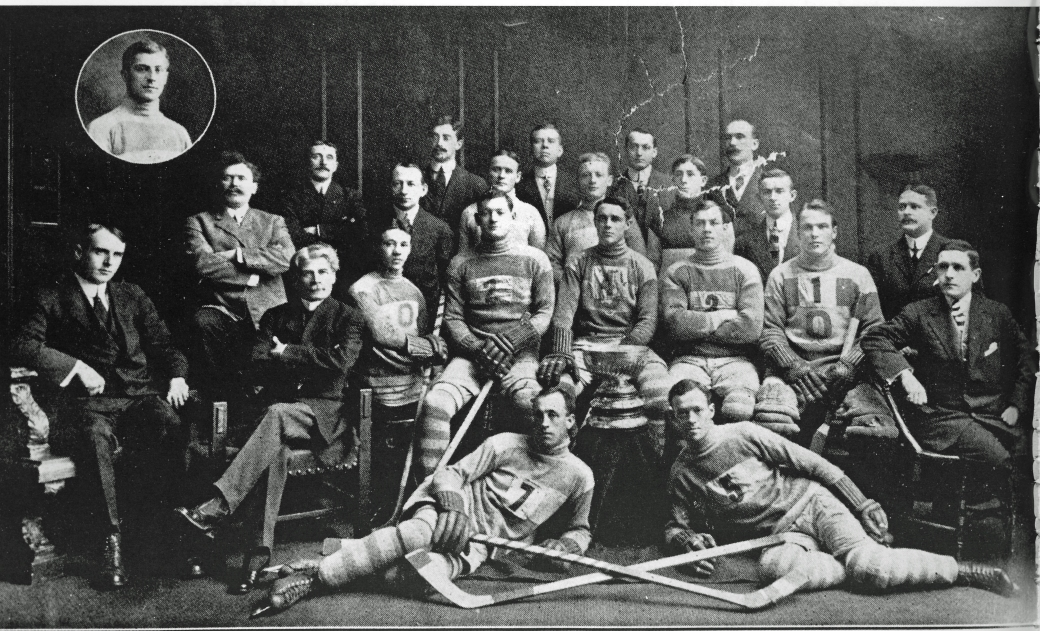 Quebec Hockey Club, 1911-12