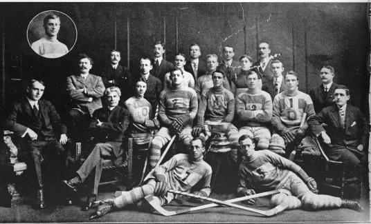 Quebec Hockey Club, 1911-12