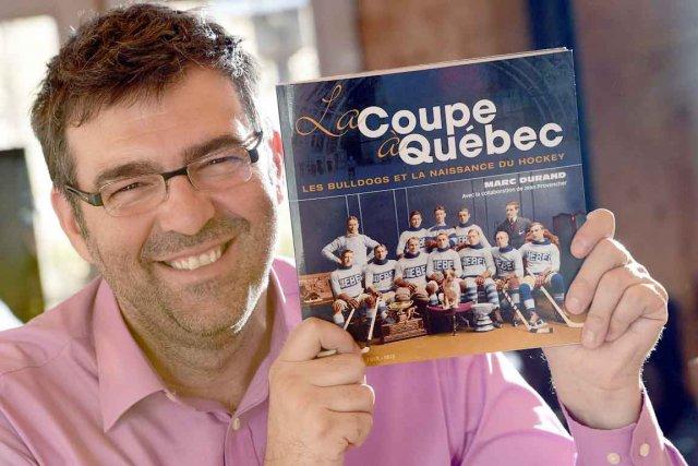 Marc Durand, photo Le Soleil, Patrice Laroche