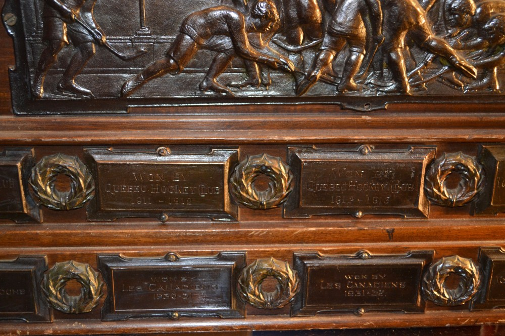 Il y a 100 ans: Québec gagnait sa dernière Coupe Stanley. (5/6)