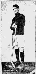 George McCarron, tel qu'illustré par le Pittsburg Press du 18 janvier 1903.
