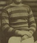chandail du club de football-rugby de Québec, 1878.
