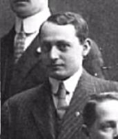 Arthur Derome, en 1913