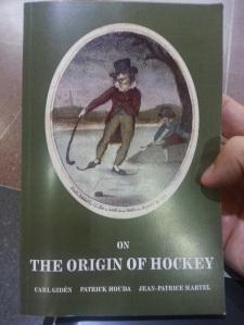On the Origin of Hockey, 2104, Carl Gidén, Patrick Houda et Jean=Patrice Martel.
