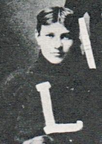 Chubby a l'âge de 16 ans, dans l'équipe du Collège Loyola.