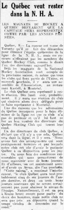 1911 10 09 quebec sortie de la ligue.png